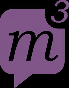 Logo m³