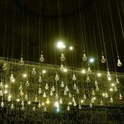 Neue Wege gehen Licht aufgehen Mercedes Museum Stuttgart